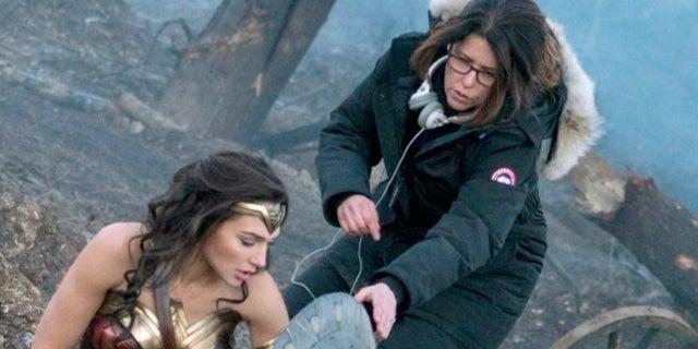 Wonder Woman Epilogue Director