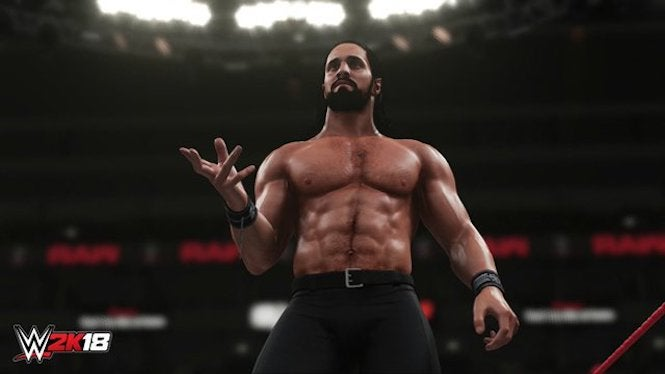 WWE 2K18 Roster Reveal Round 3