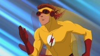 Young Justice Season 3 Kid Flash