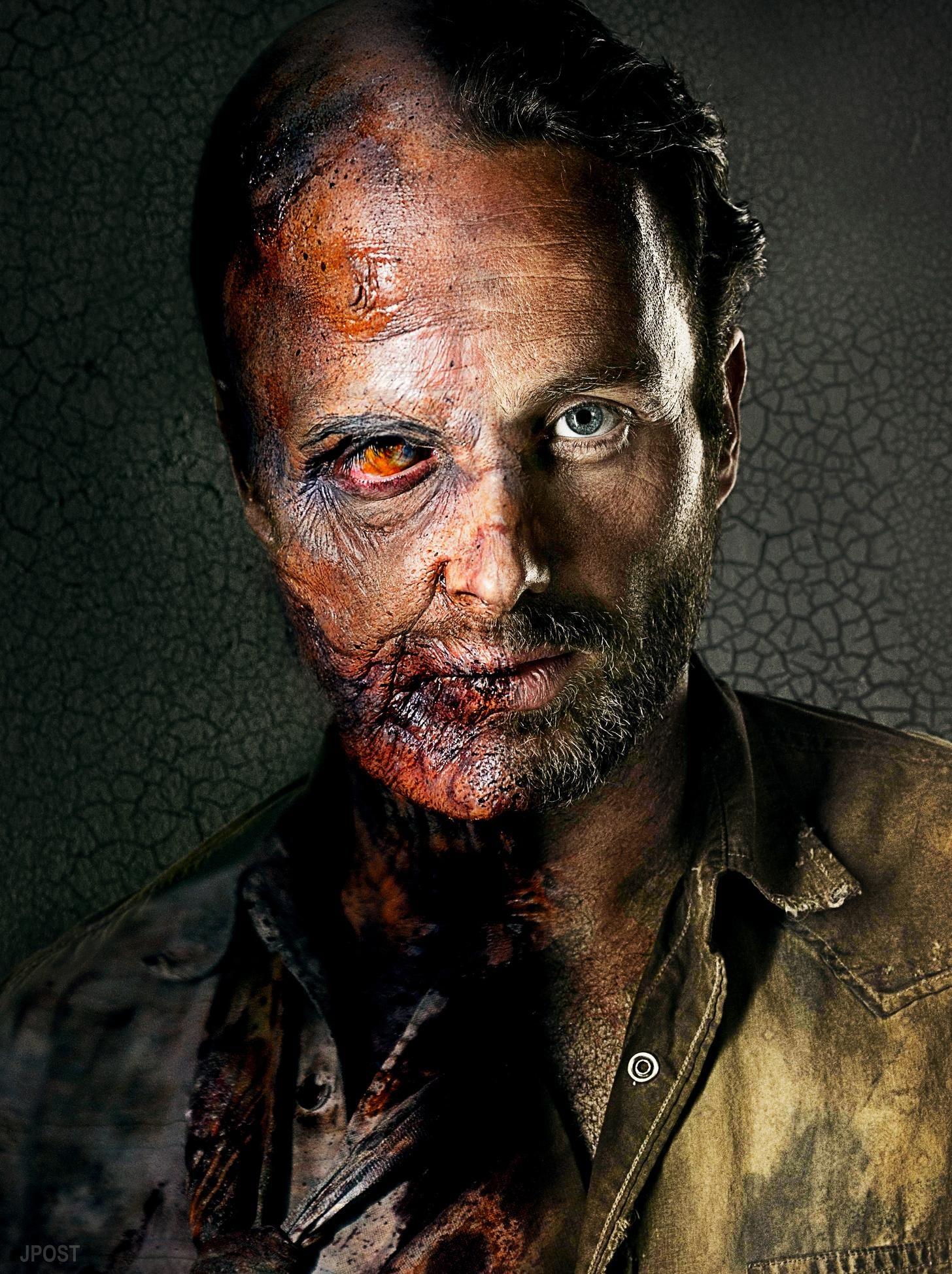 zombie rick
