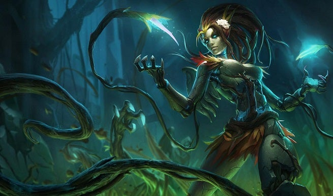 League of Legends Is Changing Zyra, Morgana to Work Better