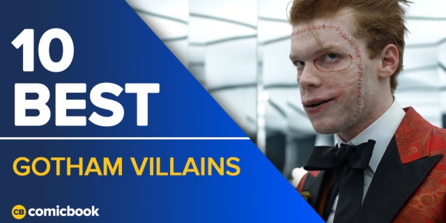 10 Best Gotham Villains