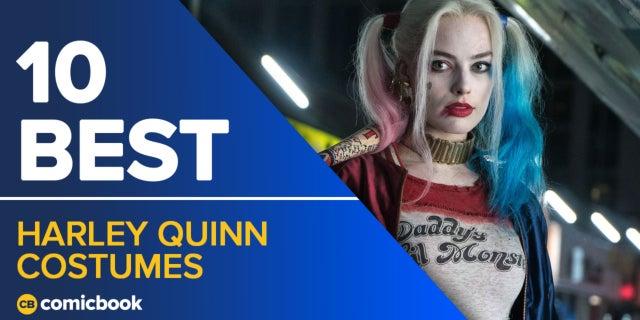 10 Best Harley Quinn