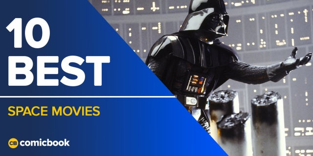 10 Best Space Movies - ComicBook screen capture