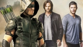 Arrow Supernatural Crossover