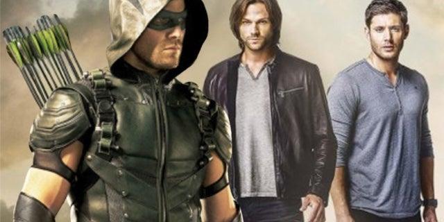 Arrow Supernatural Crossover