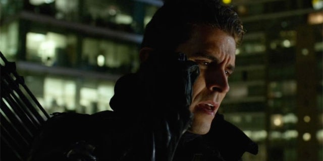 arrow villain prometheus