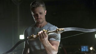 arrowverse crossover trick arrow
