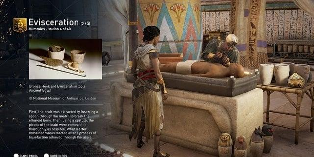 Assassins Creed Origins Discovery Tour