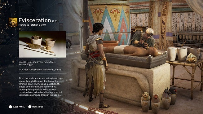 Assassins Creed Origins Discovery Tour