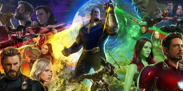 Avengers 3 Infinity War Banner Story Spoliers Clues