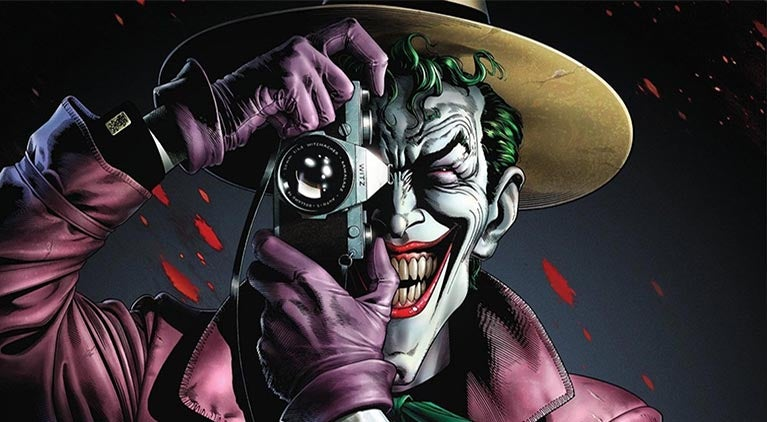 batman the killing joke per screen