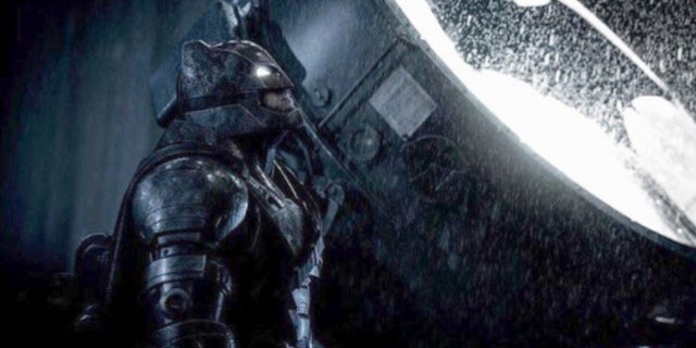 Ben Affleck Batman Day BvS