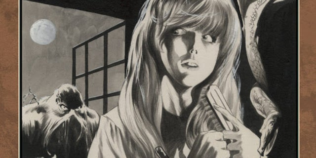 Bernie Wrightson Artifact Edition
