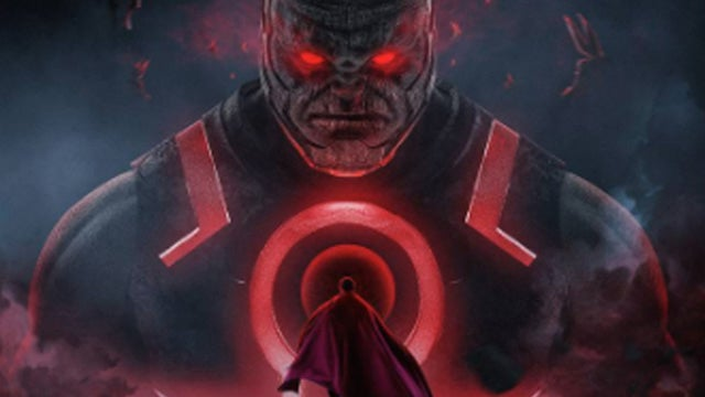 Boss-Logic-Darkseid-Superman-Justice-League-Poster