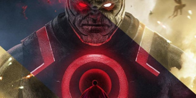 Bosslogic-Kingsletter-Justice-League-Poster-Superman-Darkseid