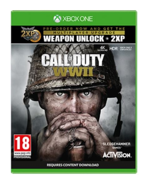 Book Cover Architecture Xbox One : Report call of duty wwii could be enhanced for xbox one