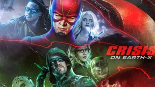 crisis on earth x arrowverse crossover bosslogic