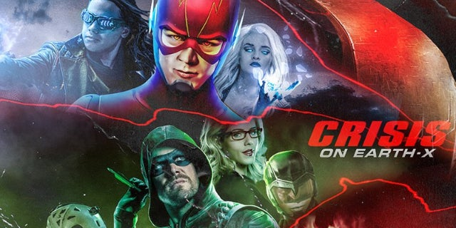 Crisis On Earth X Stream