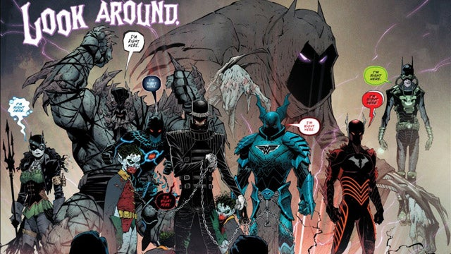 Wild World of Batwoman Details
