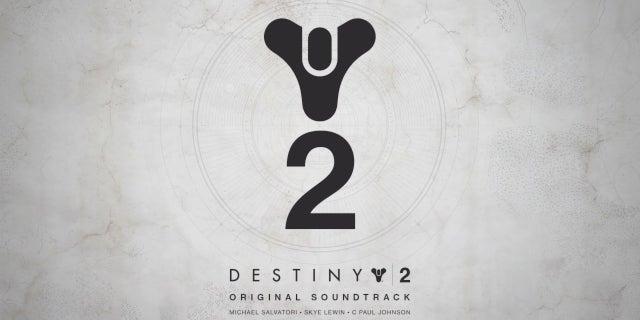 Destiny 2 original soundtrack