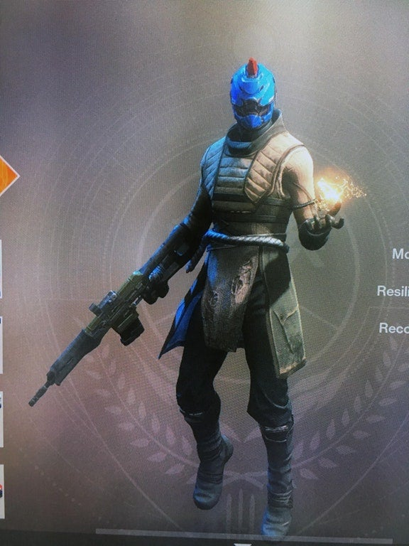 A Destiny 2 Player Recreated Yondu from Guardians of the