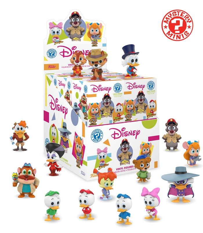 Unbox Your Childhood With Funko S Disney Afternoon Mystery