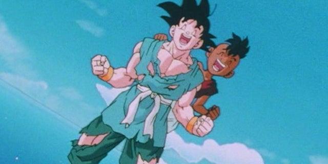 Dragon Ball Ending
