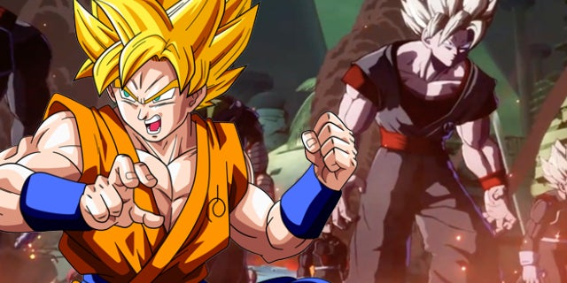 dragon ball fighterz anime