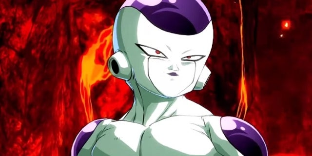 Dragon Ball FighterZ Frieza