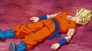 Dragon Ball Super Episode 33 Frost Poison Attack