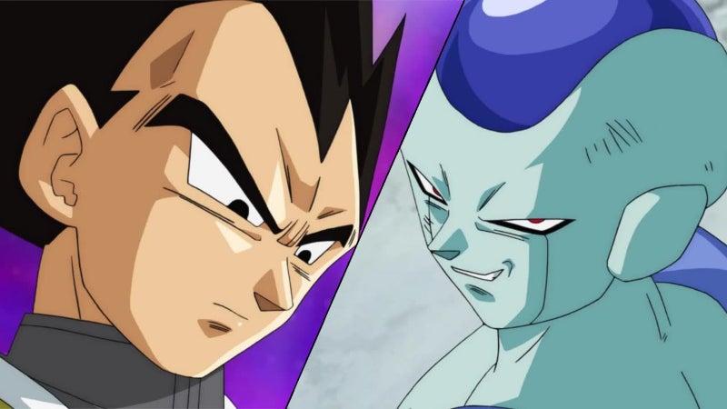 Dragon Ball Super Episode 35 Preview Vegeta vs Frost