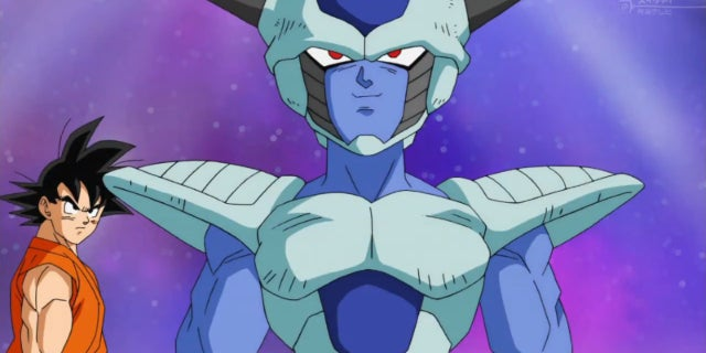 Dragon Ball Super Frost Kills Roshi Dies