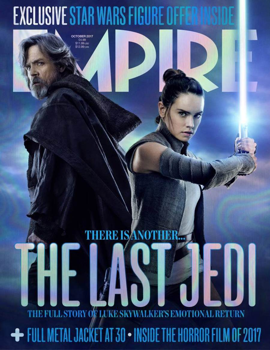 Empire Magazine Star Wars The Last Jedi