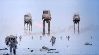 empire strikes back hoth at-at