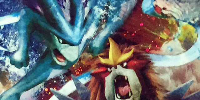 entei and suicune