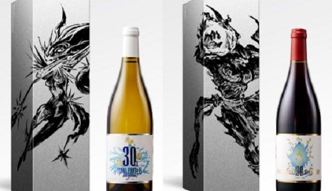 final fantasy wine