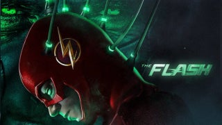 Flash Season 4 Poster
