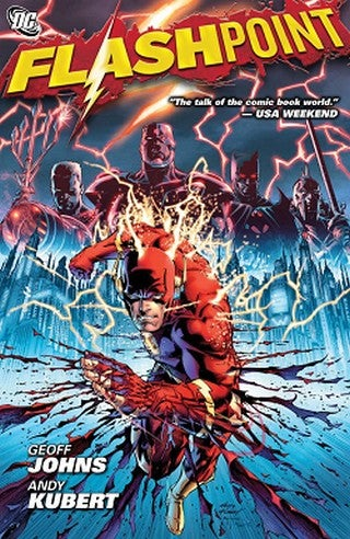 Flashpoint (The Flash Movie) movie poster image