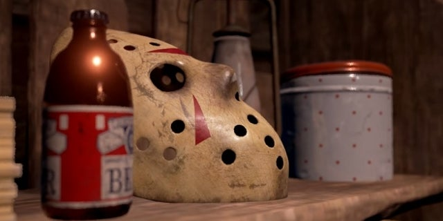 Friday the 13th The Game Virtual Cabin