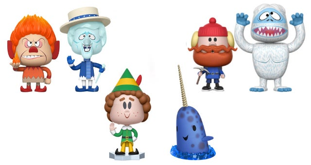 Make Your Holidays Adorable With Funko S New Vynl Figures
