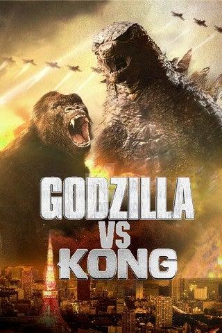 Godzilla vs. Kong movie poster image