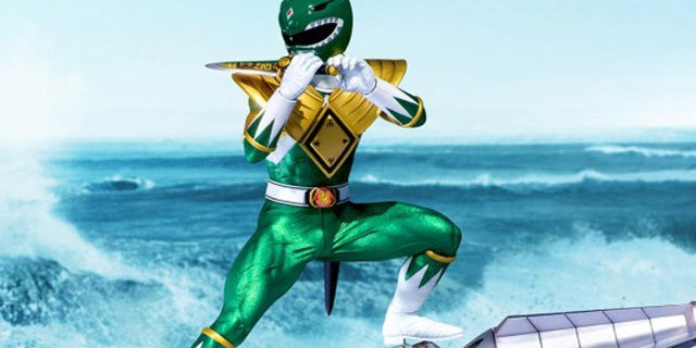 Green-Ranger-PCS-Statue