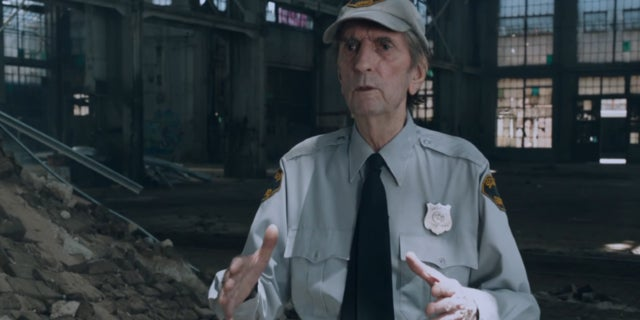 Harry Dean Stanton The Avengers