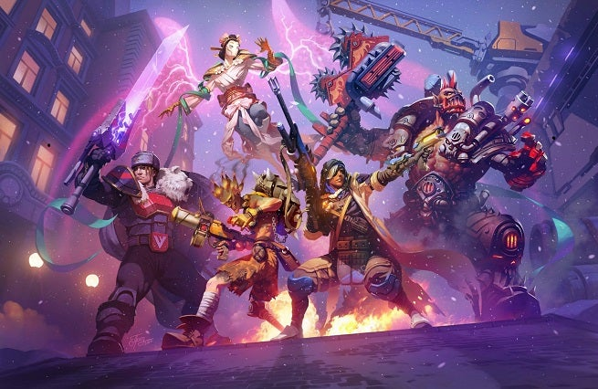 Heroes Of The Storm Is Getting Two New Overwatch Characters