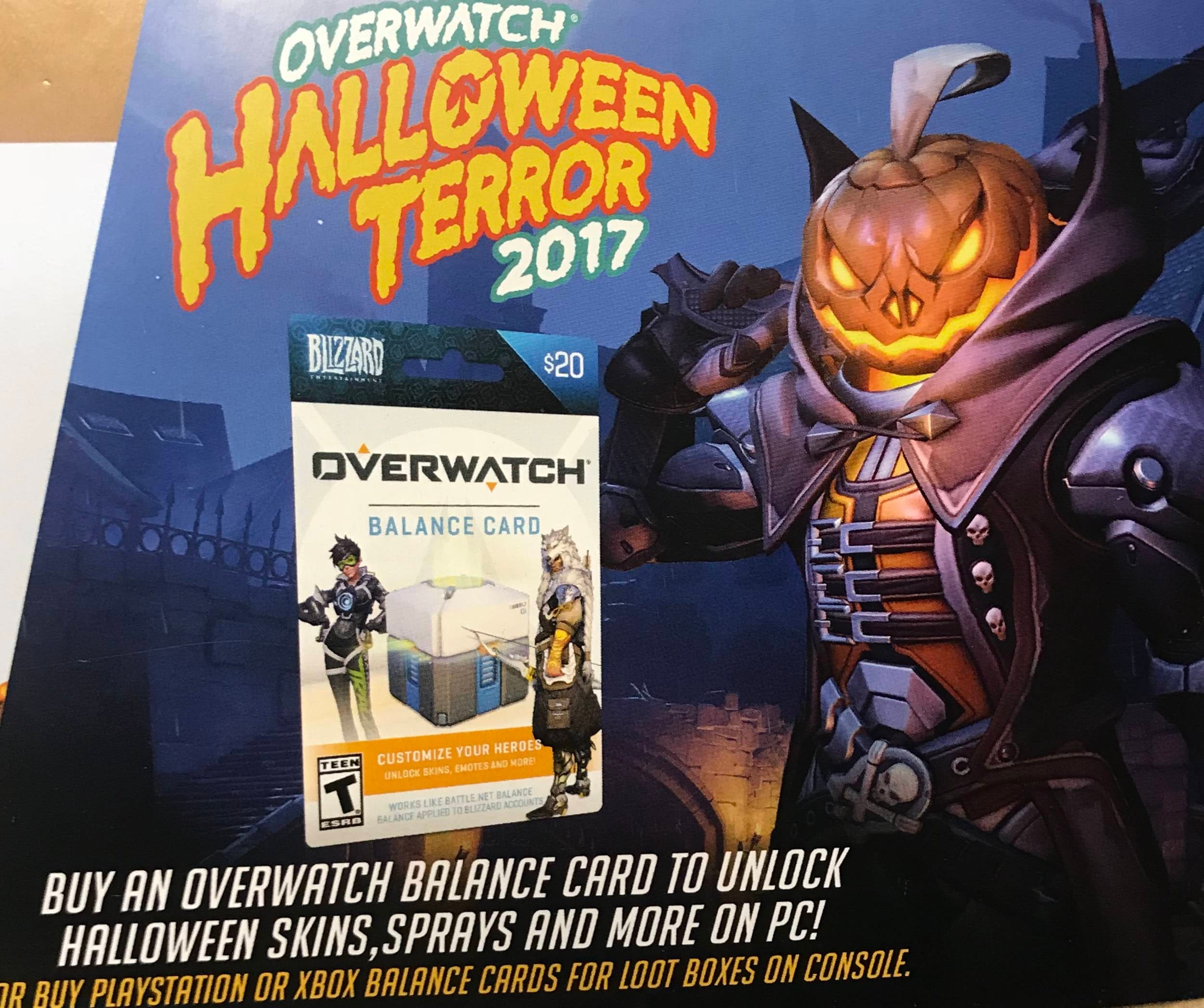 overwatch halloween event details leaked