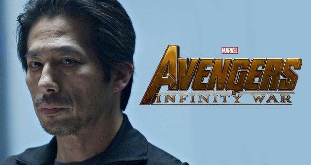 hiroyuki sanada avengers infinity war