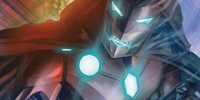 Infamous Iron man Mephisto