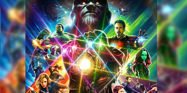 This Is The Avengers Infinity War Poster We Need