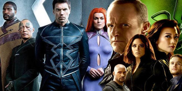 Inhumans Connection Agents of SHIELD Black Bolt